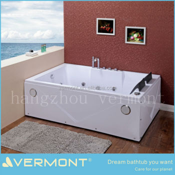 2017 new design massage bathtub spa