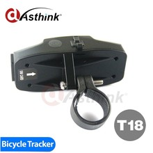 Tail Lamp Bike GPS Can be tracked via SMS from the mobile phone iridium sbd satellite gps tracker high quality