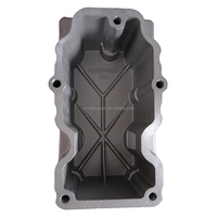 OEM ODM low pressure Aluminum Die Casting for Engine Cover