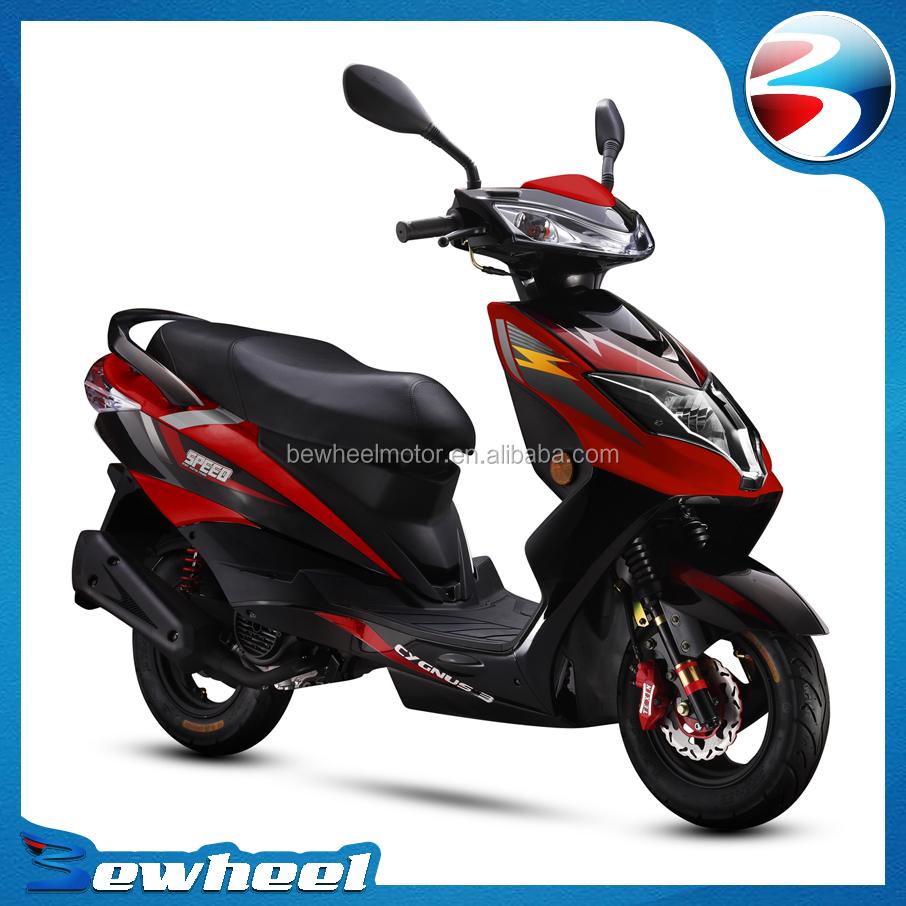Bewheel chinese new cheap 125cc gas scooters for sale