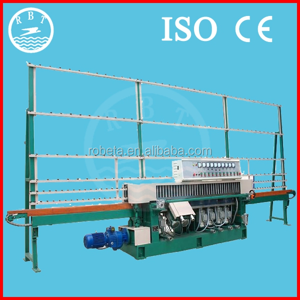 China Cheapest automatic bavelloni glass beveling machine