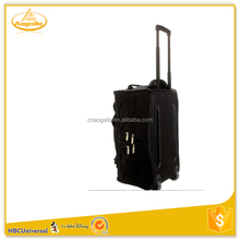 Wholesale durable easy trolley travel bag with wheels