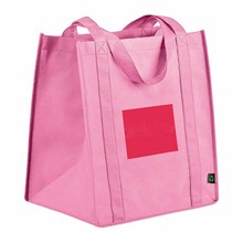Logo customized recycled promotion custom print small shopping bags