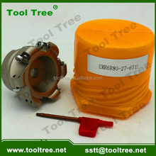 Hot Sale Face Mills EMR-6R-80-27-6T