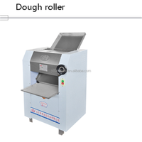 baking bread dough roller machine pizza dough roller machine
