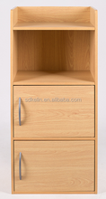 Nice quality melamine particle board bookcase