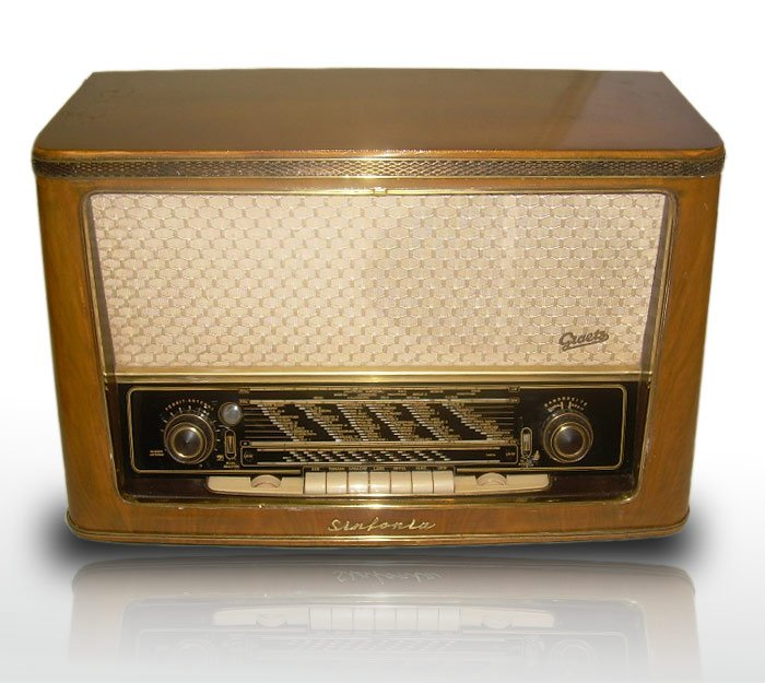 Graetz Sinfonia Antique Radio