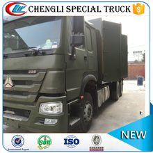 High quality Howo 6x4 mobile workshop truck
