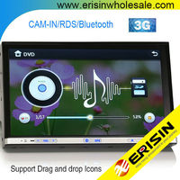 "Erisin ES8020M 8"" Win8 UI Car Touch Screen Radio with DVD GPS Navigation"