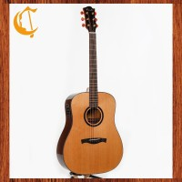 "acoustic handmade guitar 41""All Solid"