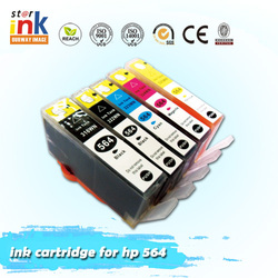 Compatible Ink Cartridge for HP 564 364 178 ink Cartridge with high quality