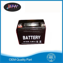 Wholesale 12v 3ah motorcycle battery