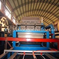 Automatic pulp molding machineAdvanced Processing small egg tray machine