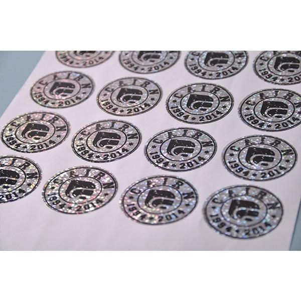 professionally pruduce custom waterproof sticker /paper sticker label/size sticker