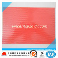 color aluminium diamond plate for truck with low aluminum prices
