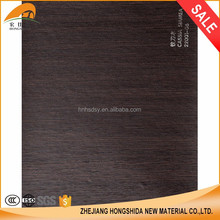 Soft wood panel cover film vacuum press pvc foil for mdf