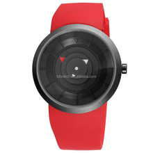 cheap silicone strap watch 2016 geneva silicone jelly watch