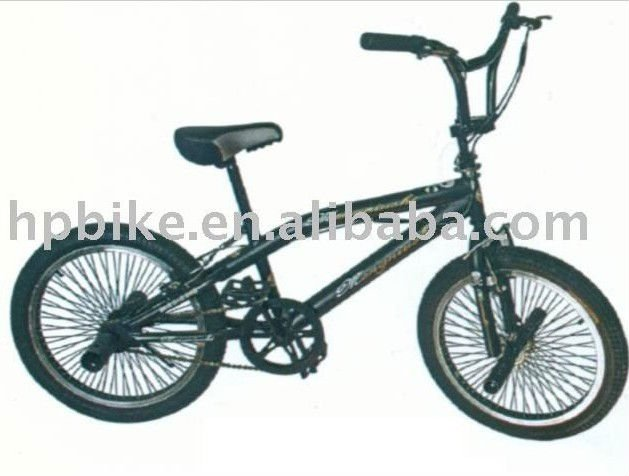 "20"" freestyle bike/BMX bicycle"