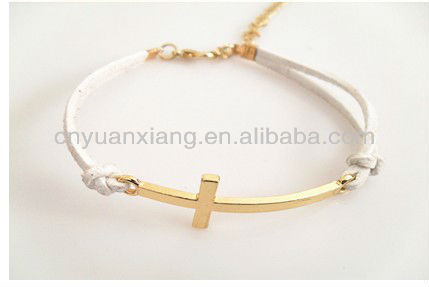 2013 New Arrival Hot Fashion crosses for to make bracelets