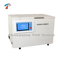 Gas Chromatography Method Insulating Oil Dissolved Gas Analyzer/Water-soluble Acid Detection with oscillating heating method