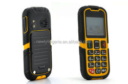 dual sim cards cheap mobile water proof rugged phone longcradle charge senior phone ce rohs senior phone