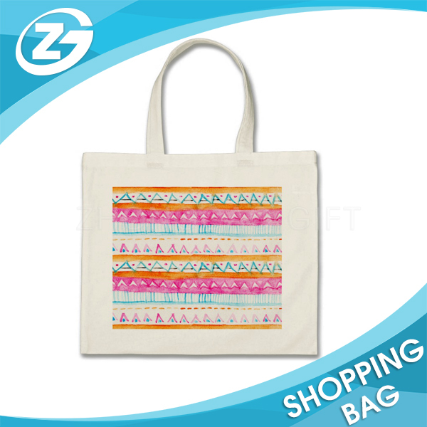 High Quality Promotional Customized Cotton/Canvas Shopping Bag