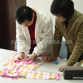 Inspection service for apparel/garment