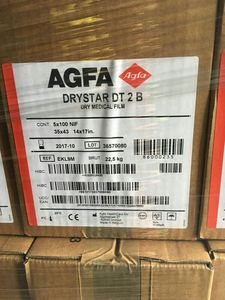 Agfa X-ray film DT2B / Agfa DM2B/ Xray Medical Dry Laser printer medical dry film Agfa x-ray film