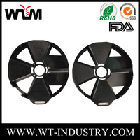 Shenzhen Top Quailty POM PP Plastic Injection Molded Parts for Auto CD drive