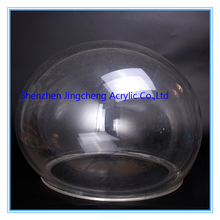 Double Layer Hollow Acrylic Sphere, Acrylic Display Dome