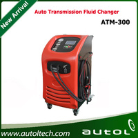 New Released cleaning and exchanging function ATF Changer auto transmission flush machine ATM-300