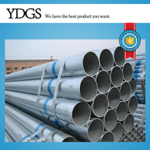 factory hot sale galvanized steel pipe horse pane hot dip gi tube