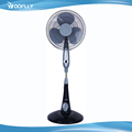 Modern Design standard electronic wall fan stand fans made in china for middle east