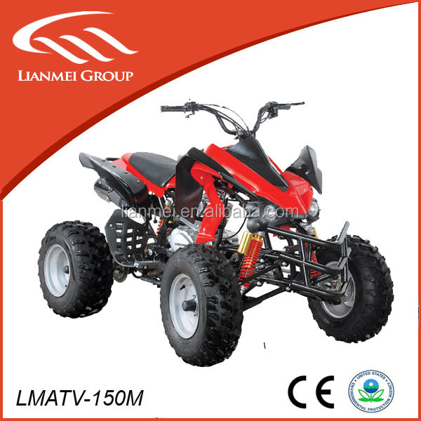 150cc 4 stroke CVT ATV with CE