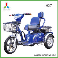 cheap Hot Sale Electric Tricycle for elder and disabled person