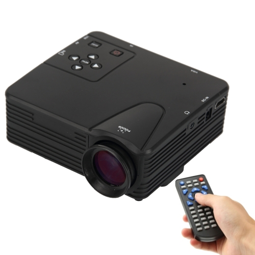 Low Price 80 lumens 1080P HD Multimedia Mini Portable LED Projector High Quality Mini LED Projector