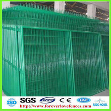 galvanized temporary fence/welded PVC fence/temporary metal wire mesh fence panels
