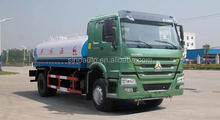 SINOTRUK HOWO 6X4 Water Transporting Vehicle for sale in Africa-ZZ1257N4341W