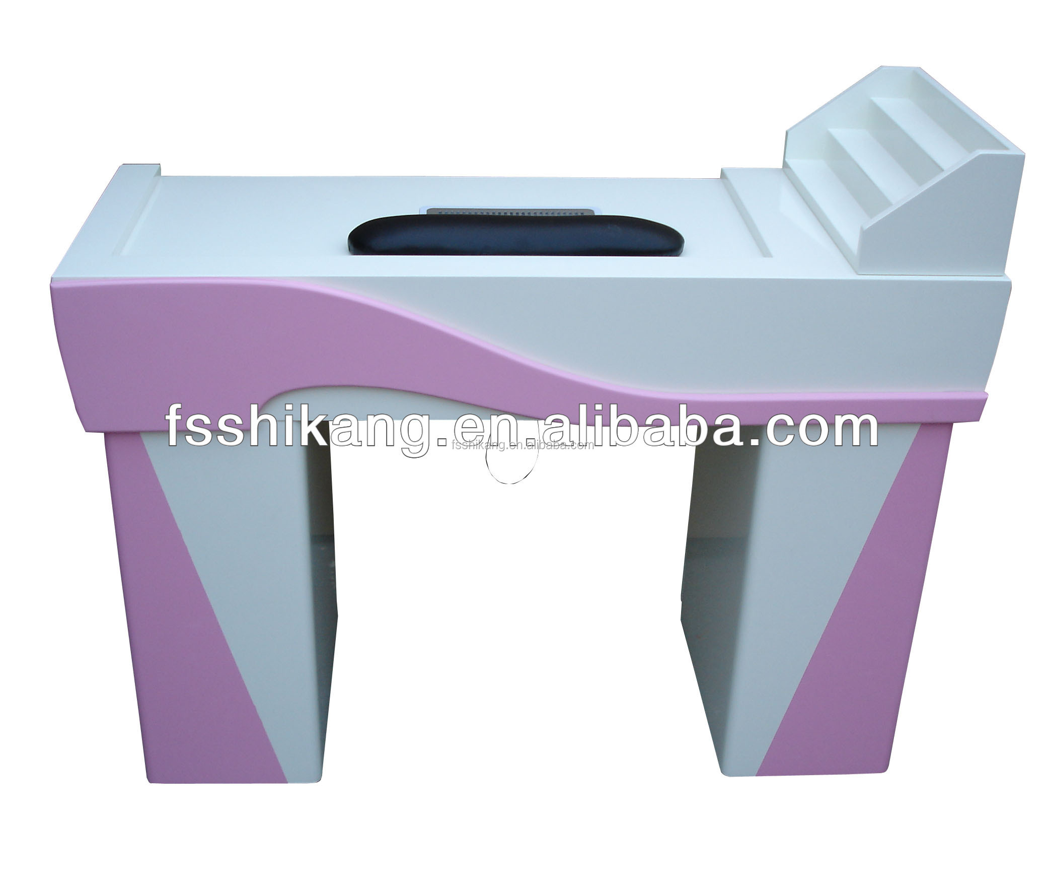 Modern manicure table joy studio design gallery best for Nail table and chairs