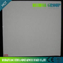 hot sale PVC coated acoustic gypsum board manufacture