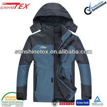 wholesale outdoor clothing wind proof hardshell jacket for men