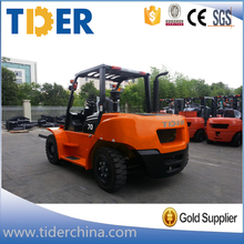 High quality 5 ton 6 ton diesel forklift with competitive price