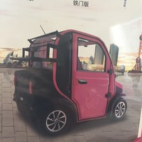 Two Seats Electric Mini Car price/4 wheels Electric Mini Cars from China with Heating