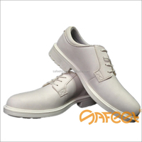 White rubber sole split leather safety shoes for marine, bova safety shoes, csa safety shoes from Guangzhou (SA-6101)