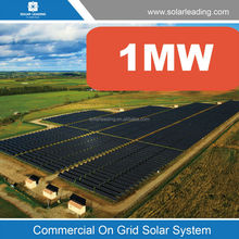 Solar power plant 1MW,solar power stations