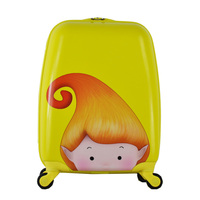 China Manufacturer Cartoon Lovely Travel Luggage