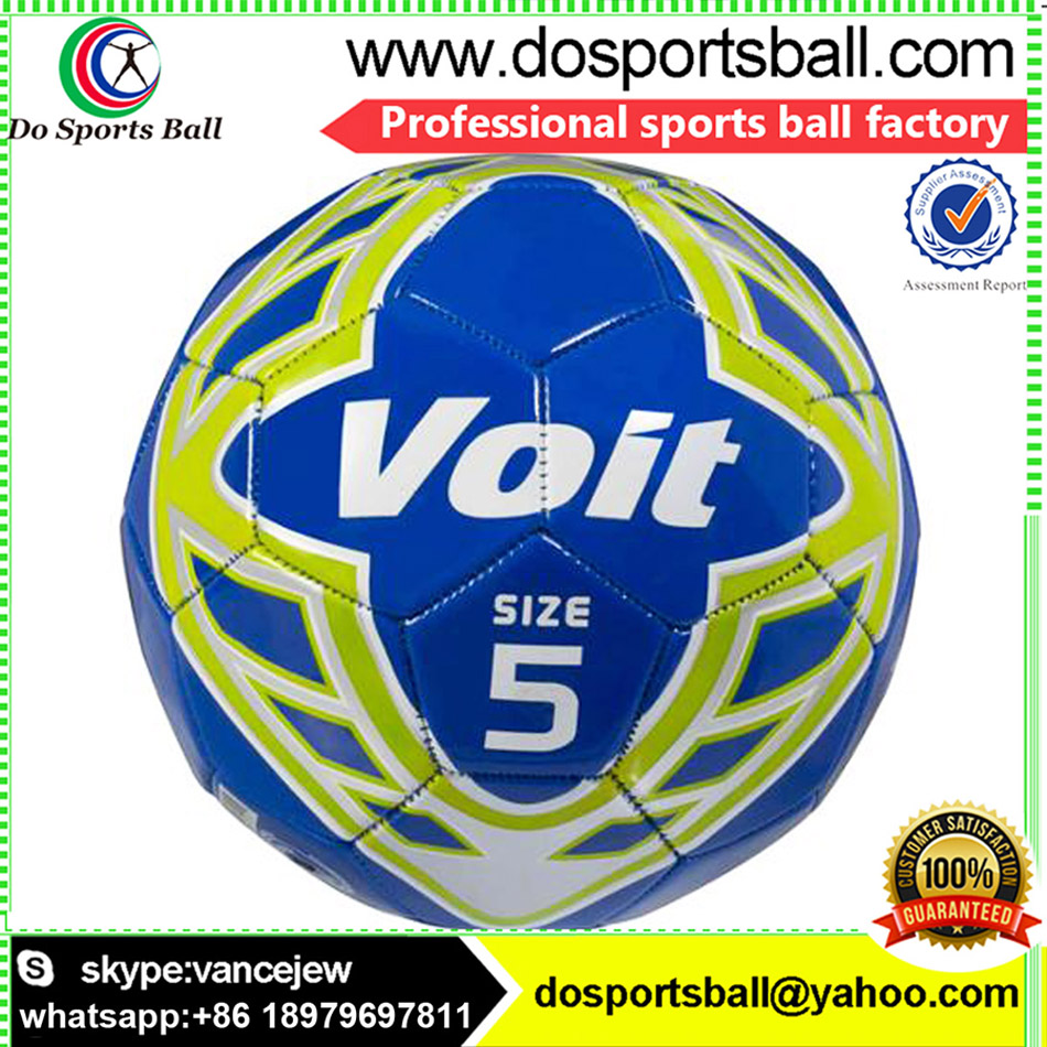 composit leather synthetic material custom made professional football/soccer ball