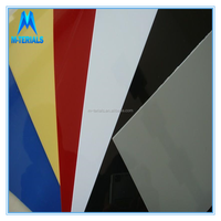 Mterials Thermoforming ABS Plastic Sheets For Bus Interior/abs raw material price