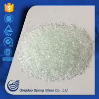 China Alibaba Crushed Glass Beads For Swimming Pool