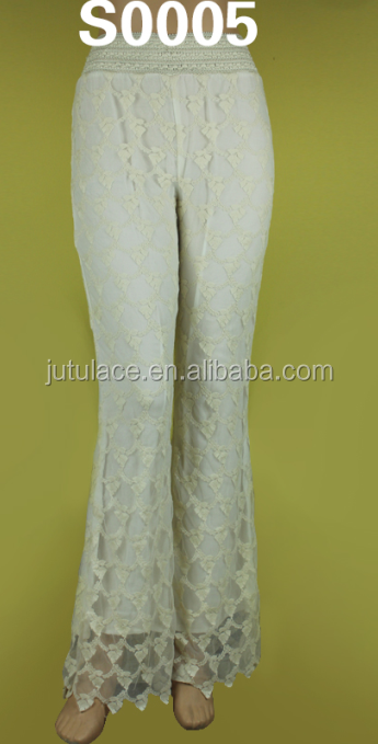 Lace garment~S0005~Lace trim